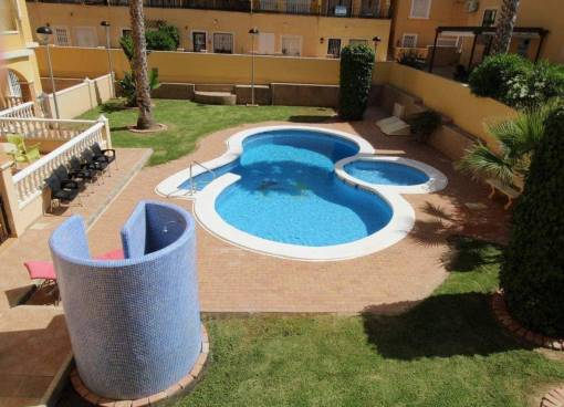 Apartment - Location court terme - Orihuela Costa - Campoamor