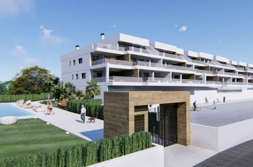 Apartment - Nouvelle Construction - Orihuela Costa - Las Filipinas