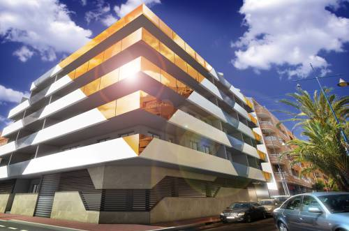 Apartment - Nouvelle Construction - Torrevieja - Playa de los locos