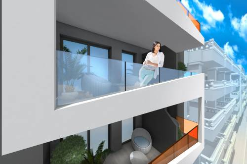 Apartment - Nouvelle Construction - Torrevieja - Playa del cura