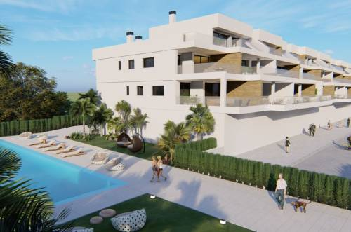 Apartment - Nouvelle Construction - Villamartin - Las Filipinas