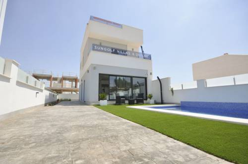 Detached Villa - New Build - Pilar de la Horadada - Torre de la Horadada