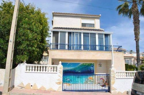 Detached Villa - Resale - Orihuela Costa - Blue Lagoon, Villamartin