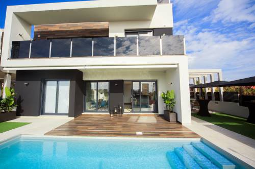 Luxury Villa - New Build - Cabo Roig - Cabo Roig