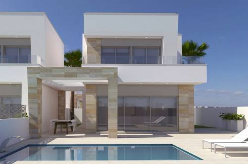 Luxury Villa - New Build - Orihuela Costa - Villamartin