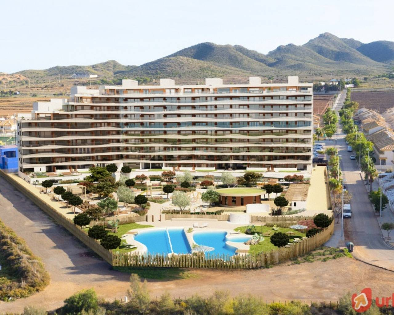 New Build - Apartment - Murcia