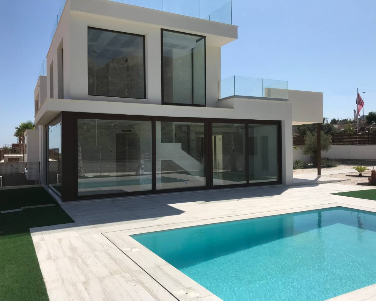 New Build - Villa - Alicante - Polop