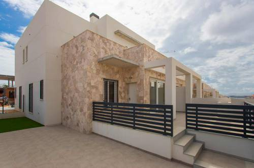 Quad - New Build - Torrevieja - Sector 25