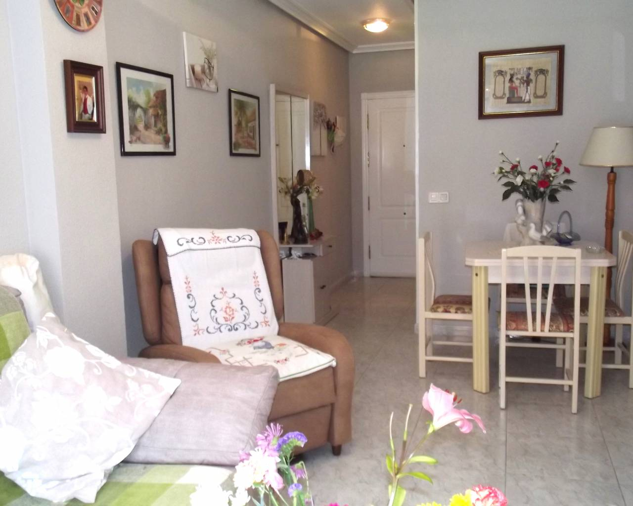 Resale - Apartment - Torrevieja - Centro