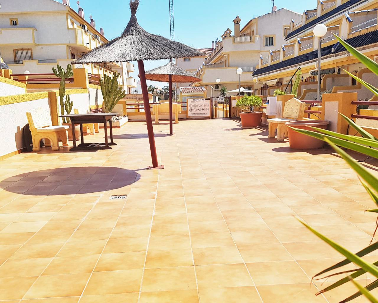 Revente - Townhouse - Alicante - Playa Flamenca