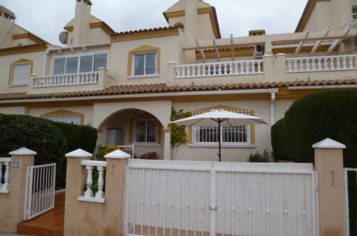 Semi Detached Villa - Resale - Orihuela Costa - Playa Flamenca