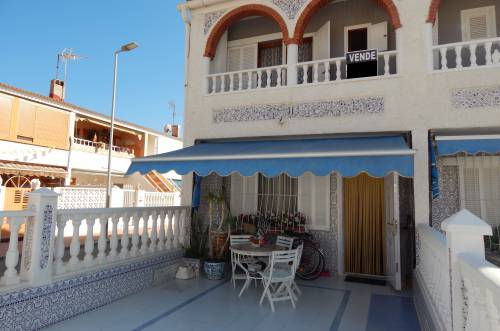 Semi Detached Villa - Resale - Torrevieja - Playa de los Naufragos
