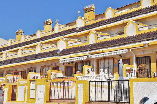 Townhouse - Revente - Alicante - Playa Flamenca