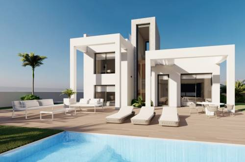 Villa - New Build - Alicante - Benidorm
