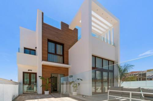 Villa - New Build - Torrevieja - nueva torrevieja