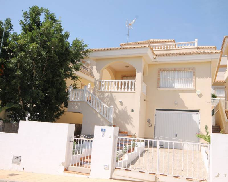 Ref:MEDCV0016 Detached Villa For Sale in Villamartin
