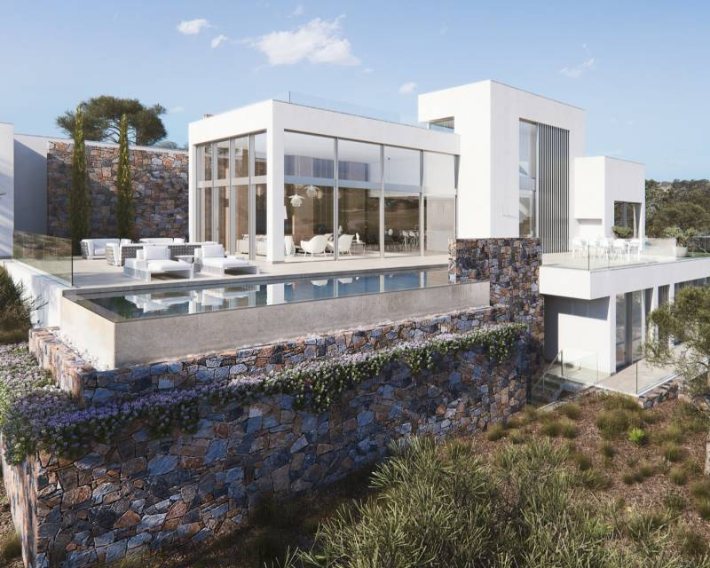 Ref:MEDSLC001 Luxury Villa For Sale in Orihuela Costa