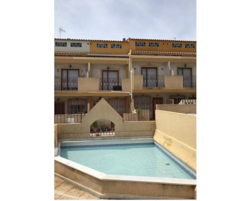 Ref:MED563 Townhouse For Sale in Orihuela Costa