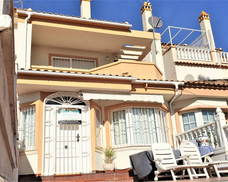Ref:MED591 Duplex For Sale in Orihuela Costa