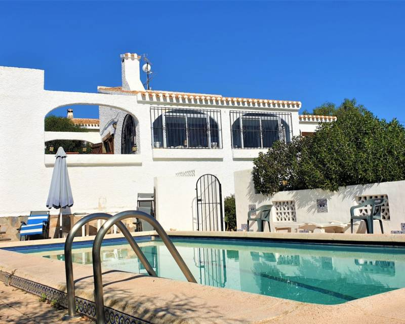 Ref:MED612 Villa For Sale in Orihuela Costa